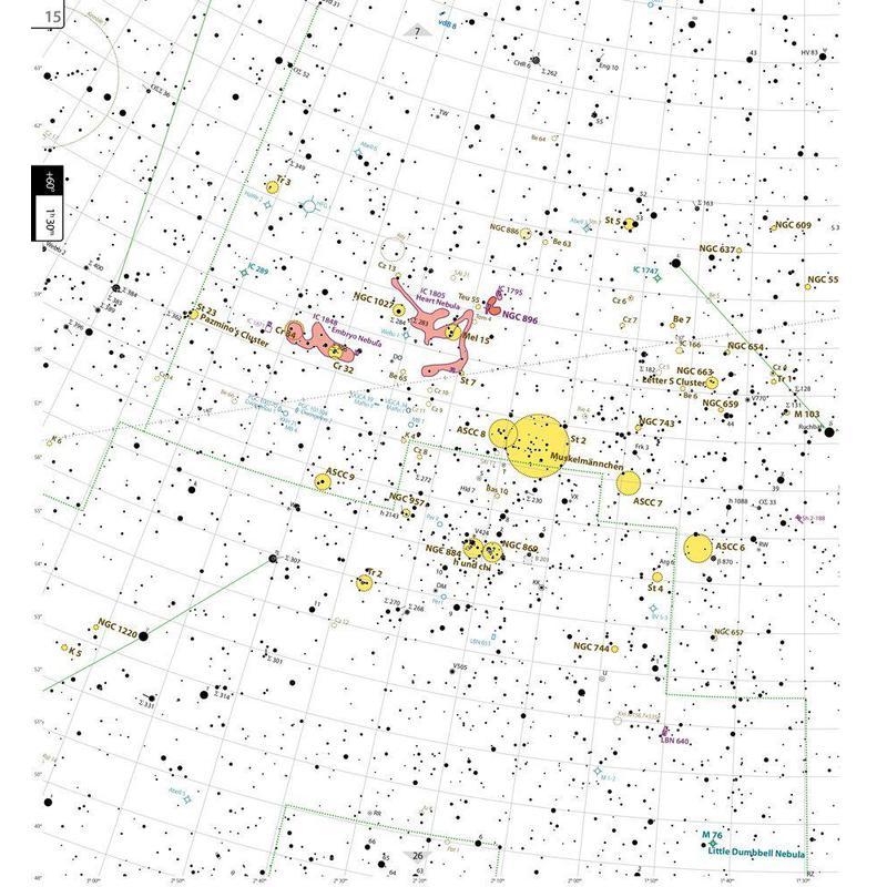 Oculum Verlag interstellarum Deep Sky Atlas English Edition