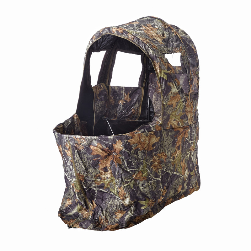 Stealth Gear Camouflage tent 1 person with chair