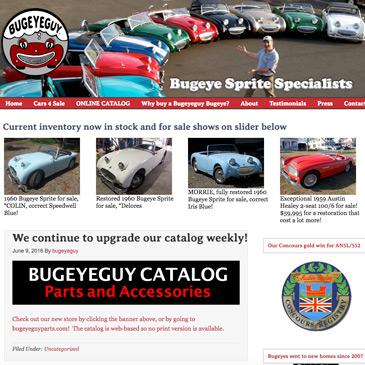 Car Sales website