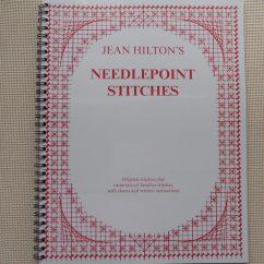 Needlepoint Stitches Stitch Diagrams Rover 25 Rear Fog Light Wiring Diagram Jean Hilton Nimbleneedlenj