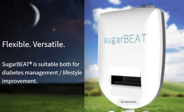 SugarBEAT Poised To Disrupt Wearable Health Tech Market
