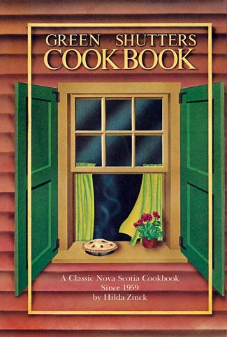 Green Shutters Cookbook