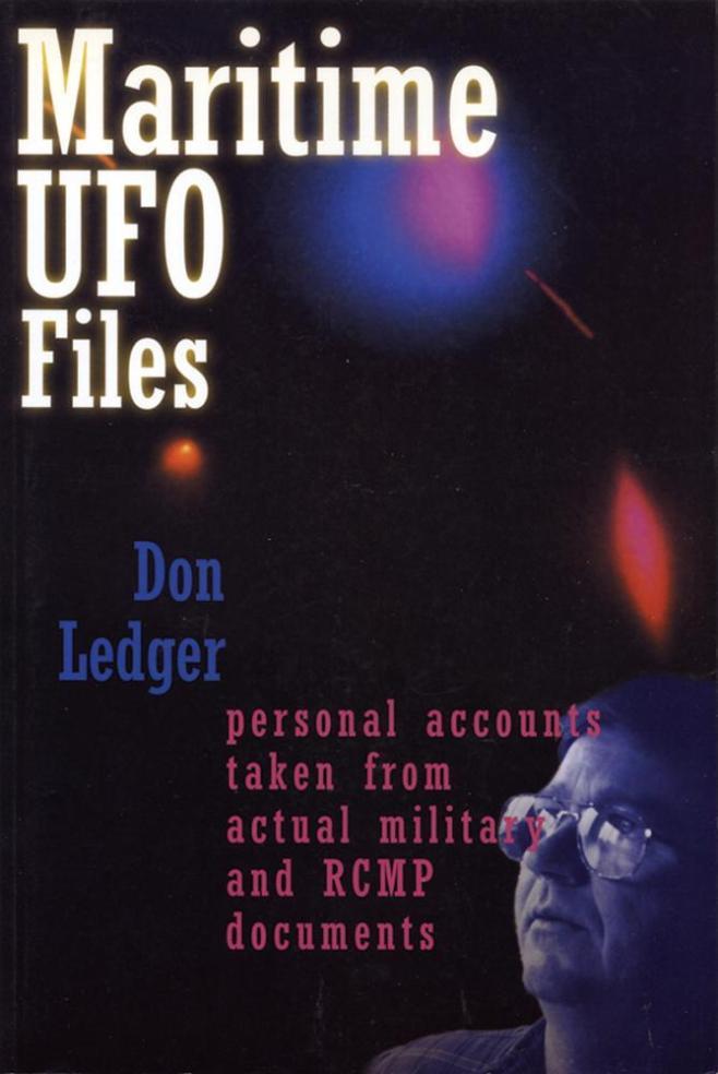 Maritime UFO Files - Nimbus Publishing and Vagrant Press