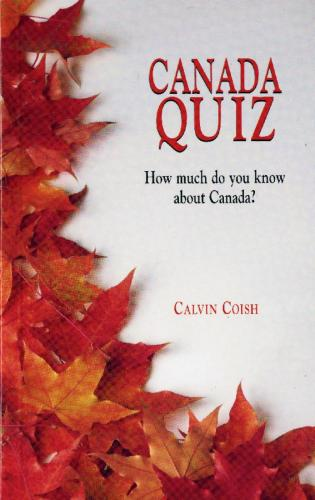 Canada Quiz