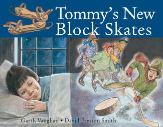 Tommy's New Block Skates PB