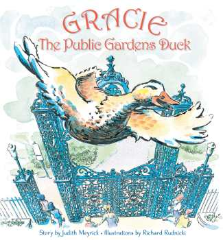 Gracie, The Public Gardens Duck pb