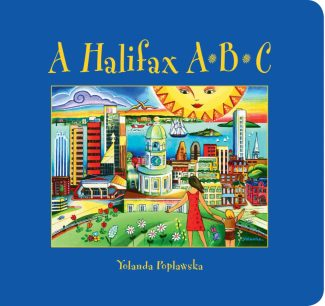 Halifax ABC (Board Book)