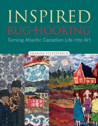 Inspired Rug-Hooking