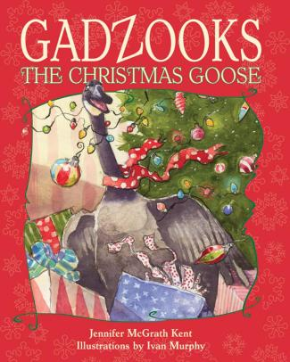Gadzooks the Christmas Goose