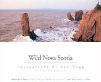 Wild Nova Scotia (pb)