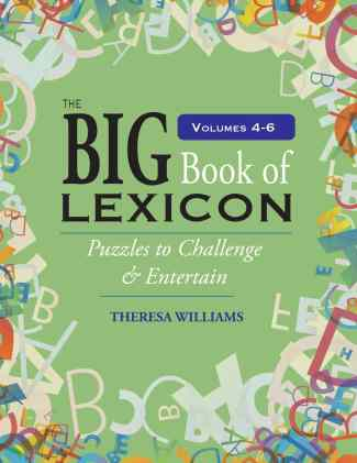 Big Book of Lexicon Vol 4, 5, 6