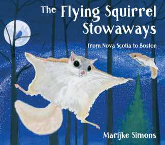 The Flying Squirrel Stowaways