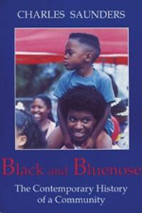 Black and Bluenose