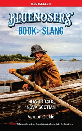 The Bluenosers' Book of Slang