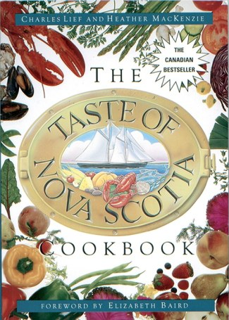 Taste of Nova Scotia Cookbook