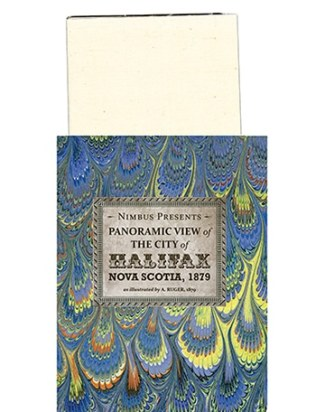 Nimbus Presents: Panoramic View of the City of Halifax, Nova Scotia, 1879