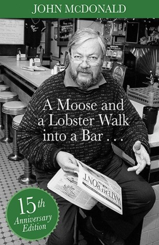 A Moose and a Lobster Walk Into a Bar…