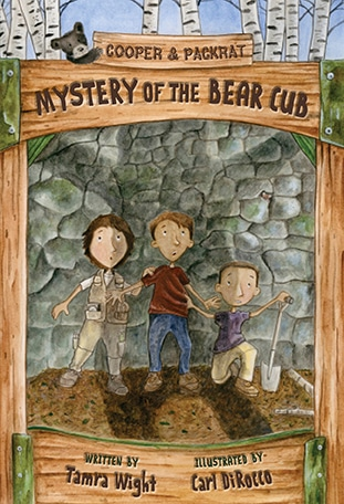 Mystery of the Bear Cub