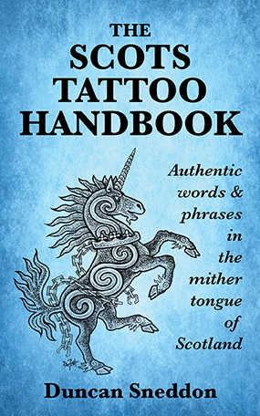 The Scots Tattoo Handbook