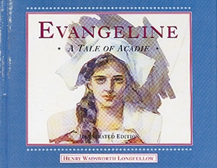 Evangeline, Illustrated (English)