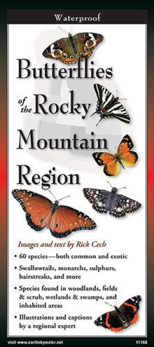 Butterflies of the Rocky Mountain Press – Folding Guide