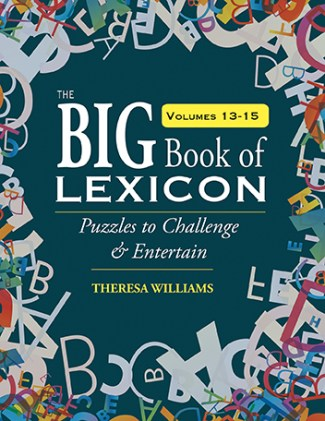 The Big Book of Lexicon: Volumes 13,14,15