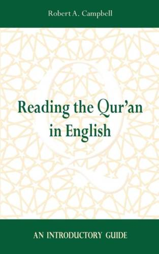 Reading the Qur'an in English