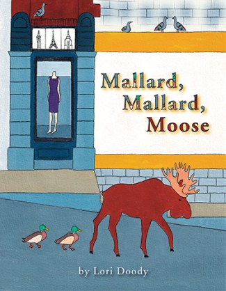 Mallard, Mallard, Moose