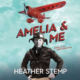 Amelia and Me (audiobook)