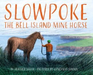 Slowpoke the Bell Island Mine Horse