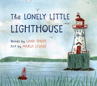 The Lonely Little Lighthouse