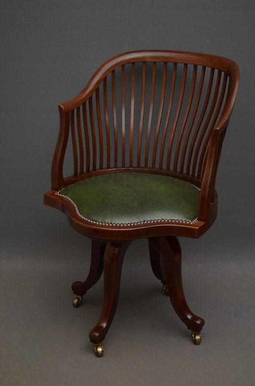 antique desk chair  Antique Furniture Blog