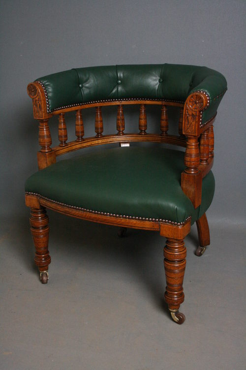 antique desk chair  Antique Furniture Blog