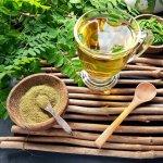 Moringa natural oil