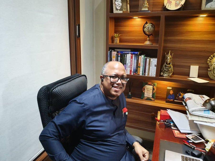 Dr. Chikwe Ihekweazu