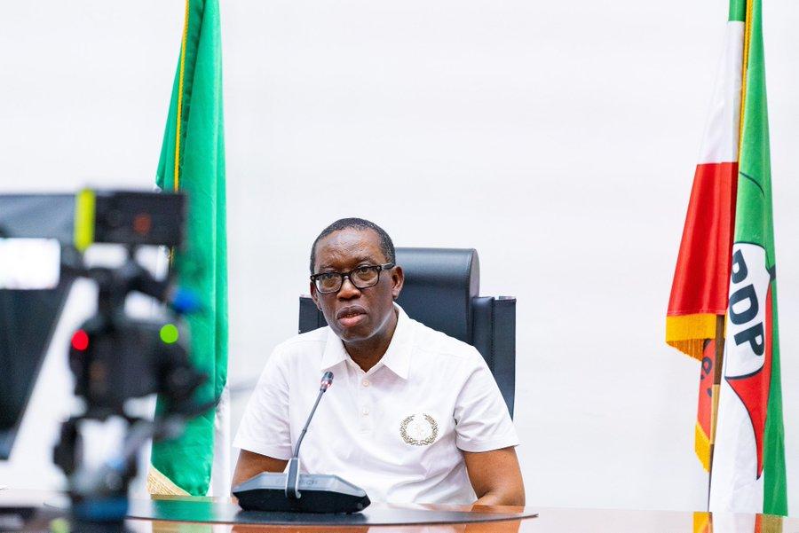 Delta State COVID-19 Response: Gov Ifeanyi Okowa's Press Release - Nigerian Health Blog