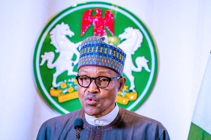President Buhari on Coronavirus