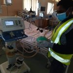 Two men fixes JUTH's spoilt ventilators free of charge as part of their contribution to COVID-19 fight