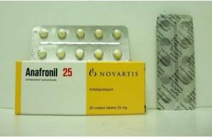 Clomipramine/Anafranil Price in Nigeria