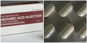 Tranexamic Acid: Uses,  Indications,  Side Effects,  Contraindications & Cost