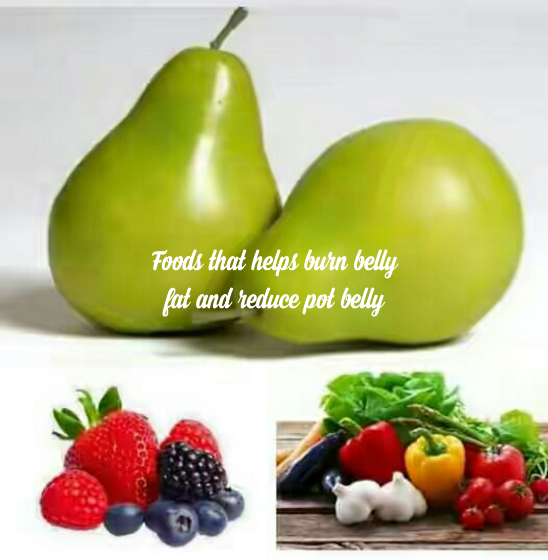Nigerian foods to eat to reduce belly fat