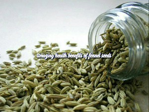 Health benefits of fennel seeds (to skin,  hair,  etc)