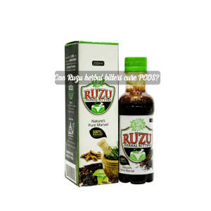 Ruzu bitters and PCOS - does ruzu bitters cure PCOS
