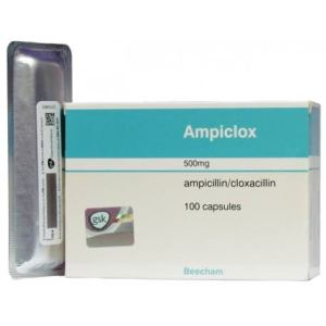 Can Beecham ampiclox be used for abortion?