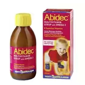 Does Abidec make babies gain weight?