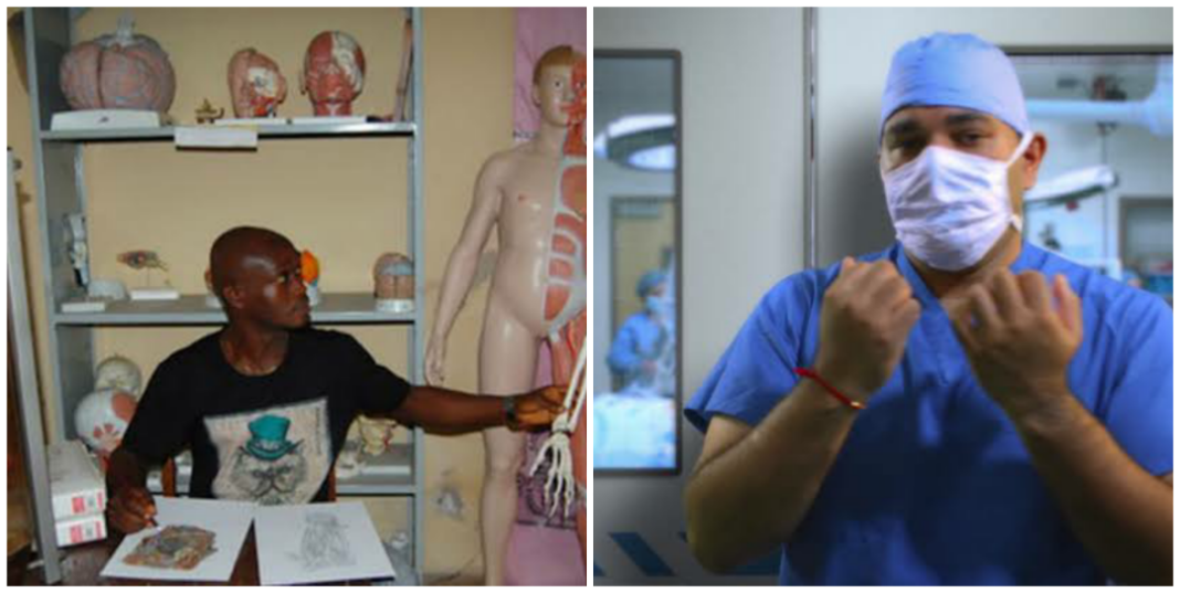 Can an anatomist become a surgeon in Nigeria?