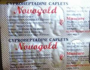 What Is Cypri Gold caplets used for