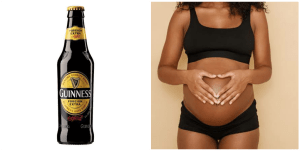 Can Guinness stout prevent pregnancy?