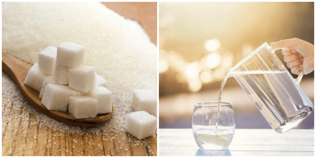 Can sugar and water prevent pregnancy?