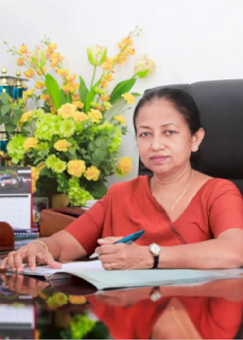 Dr. Dhammika Wijesinghe